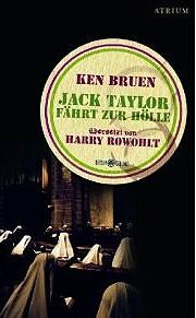 Ken Bruen - jack taylor